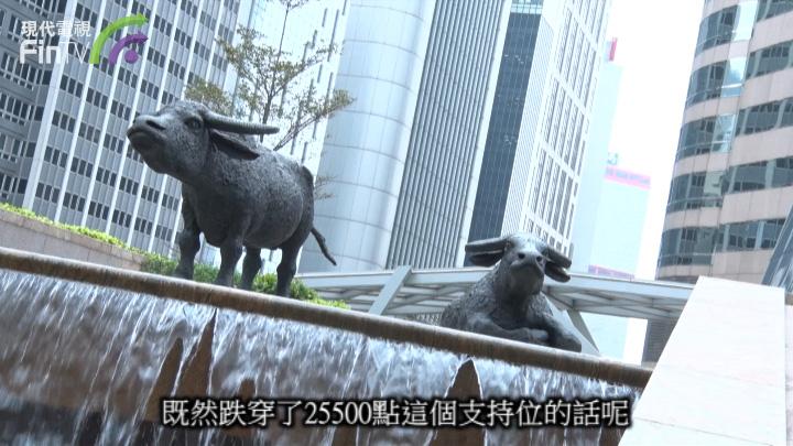 【普通話】騰訊(00700-HK)創一個月新低 市值蒸發1100億元